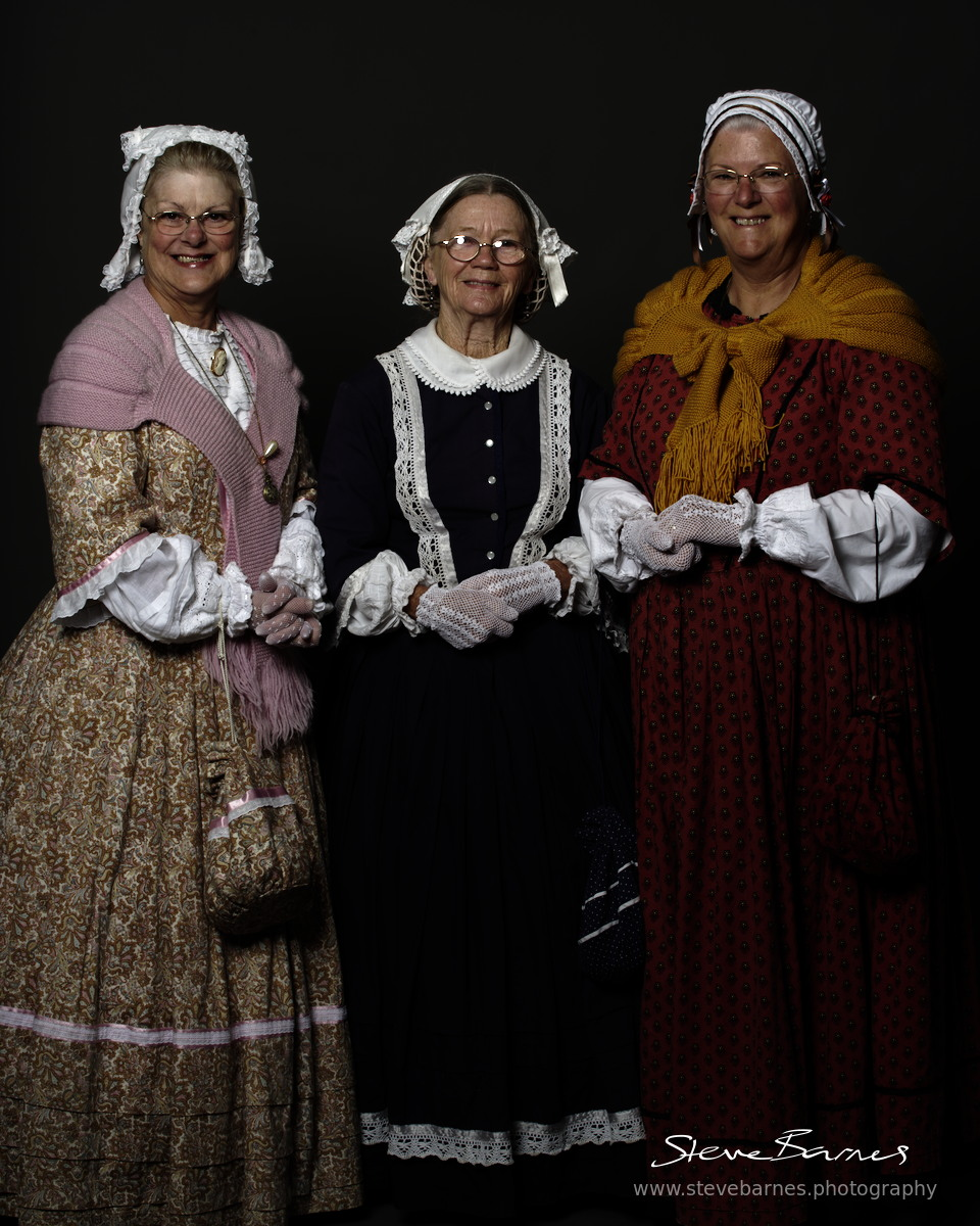 Sovereign Hill Ladies