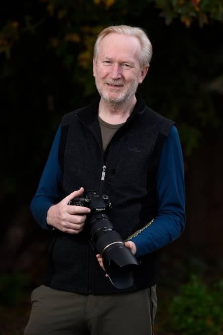 Steve Barnes by Adam Trafford